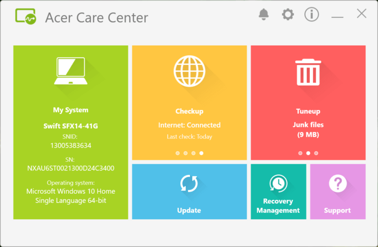 acer care