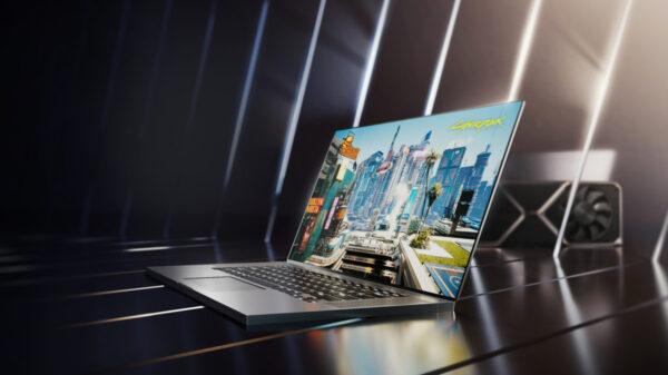 nvidia geforce ampere rtx 30 laptops