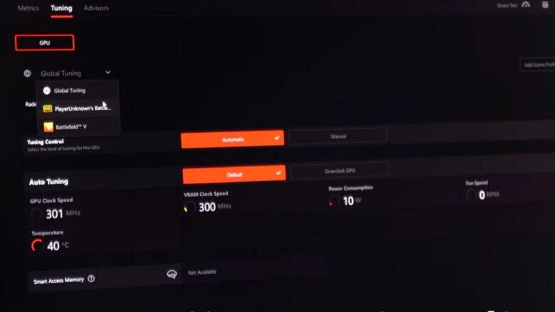 AMD Driver Tuning2