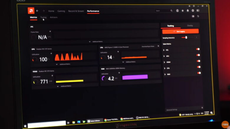 AMD Driver performance