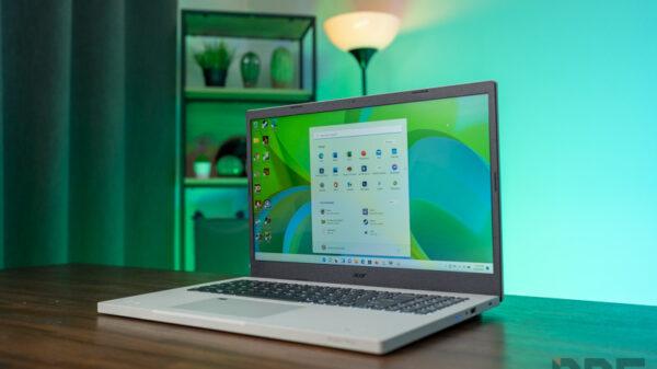 Acer Aspire Vero Review 8