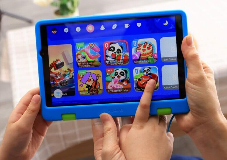 Feature 1 HUAWEI MatePad T8 Kids Edition 2