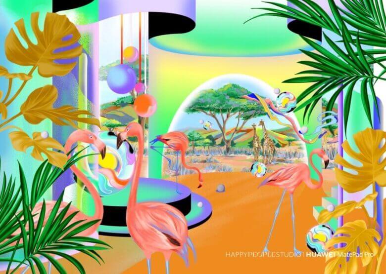 HUAWEI MatePad Carnival PR 2 2