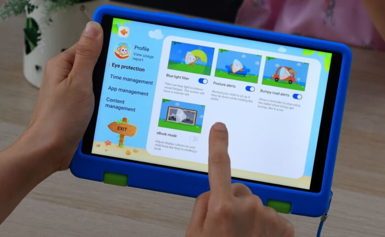 HUAWEI MatePad T 8 Kids Edition Feature 3 3 1