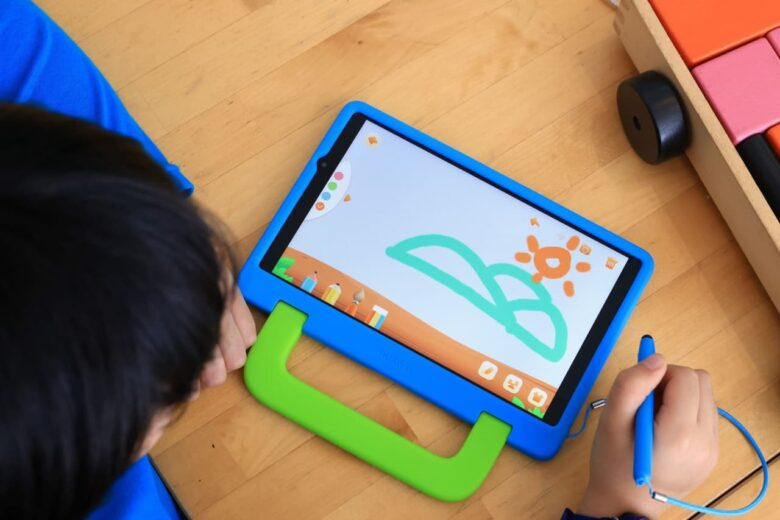 HUAWEI MatePad T 8 Kids Edition Feature 3 4 1