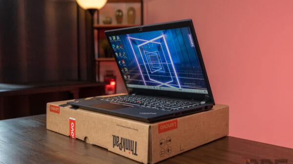 Lenovo ThinkPad P14s Gen2 Review 79