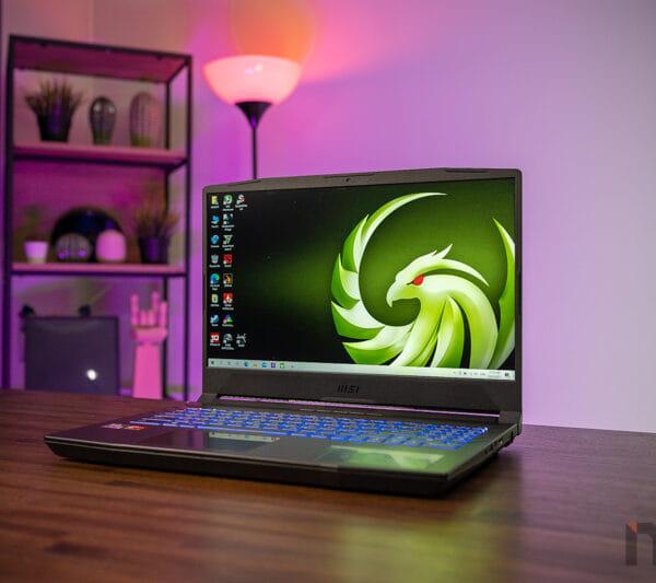 MSI Alpha 15 AMD Advantage Review 8