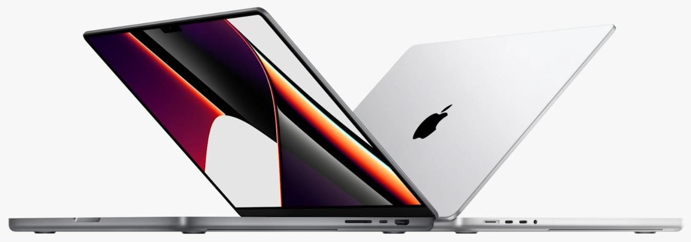 MacBook Pro 2 size
