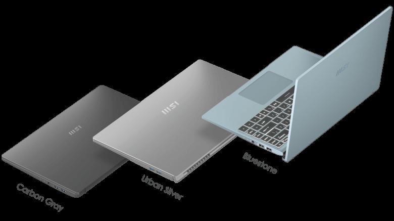 MSI Notebook 2021