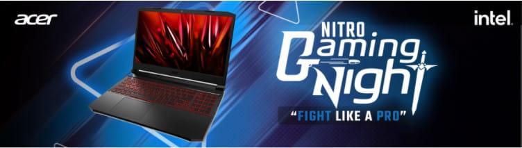 Nitro Night Gaming